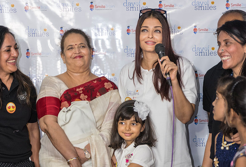 Aishwarya Smile Train